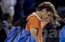 Federer bất ngờ gục ngã tại Sony Ericsson Open