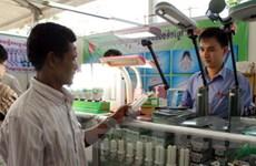 Khai mạc Hội chợ hàng Việt Nam tại Campuchia