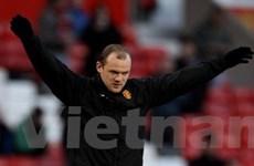 Rooney đã sẵn sàng cho trận derby với Man City
