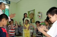 Hà Lan hỗ trợ trẻ khuyết tật Đắk Lắk hòa nhập