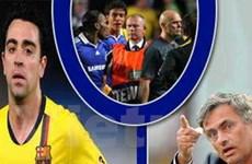"""Xavi và Mourinho """"đấu khẩu"""" sau trận đại chiến"""