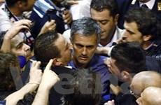 """Mourinho: """"Tôi sẽ không bao giờ dẫn dắt Barca"""""""
