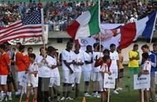 Nam Phi siết chặt an ninh trong dịp World Cup 2010
