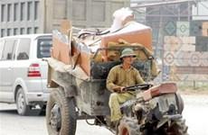 Kéo dài thời gian hỗ trợ thay thế xe công nông