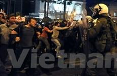 Bạo lực ở Hy Lạp khiến ba người bị thiệt mạng
