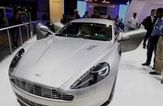 Aston Martin đã sẵn sàng giao xe Rapide 4 cửa