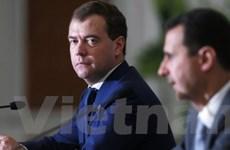 Nga-Syria thành lập Hội đồng phối hợp hành động