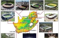 Nam Phi đã lập 56 tòa án đặc biệt cho World Cup