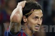 AC Milan có thể sẽ mua lại tiền đạo Ibrahimovic