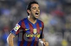 Tiền vệ Xavi nguyện gắn bó trọn đời với Barca