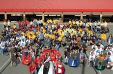 Việt Nam dự cuộc thi chế tạo và đua ôtô châu Á