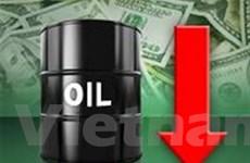 Giá dầu thế giới giảm khá nhanh trong tuần qua