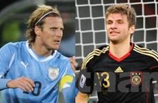 Uruguay-Đức: Thứ hạng nào cũng là vinh dự lớn