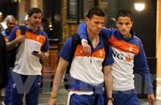 Đội tuyển Hà Lan đã thoát khỏi cảnh vô gia cư