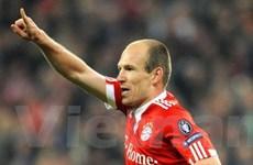 Arjen Robben giành danh hiệu Cầu thủ của năm