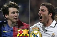 Barca và Real cùng làm khách ở lượt trận đầu tiên
