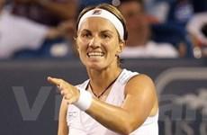 Kuznetsova bất ngờ bị thất bại trước Sharapova