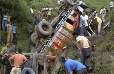 Tai nạn ở Ấn Độ làm hàng chục người thiệt mạng