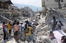 Liên hợp quốc thực hiện các dự án tái thiết Haiti