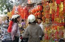 Sức mua tăng chóng mặt dịp lễ Vu Lan tại Hà Nội
