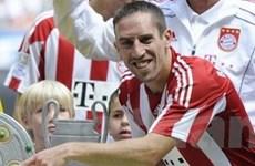 Ribery được nhận lương khủng nhất tại Bundesliga