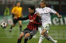 Real Madrid hội ngộ AC Milan tại bảng đấu tử thần
