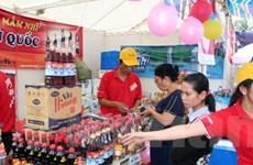186 doanh nghiệp triển lãm thực phẩm và đồ uống