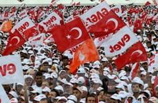 Thổ Nhĩ Kỳ trưng cầu dân ý về sửa đổi hiến pháp