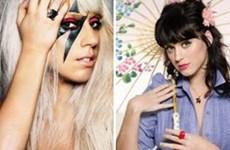 Lady Gaga và Katy Perry thống trị bảng đề cử EMA