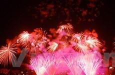 Hà Nội: Tối 10/10 bắn pháo hoa tại các quận huyện
