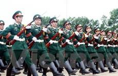 Tổng hợp luyện lần hai lễ diễu binh mừng Đại lễ