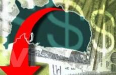 Thâm hụt ngân sách Mỹ giảm trong tài khóa 2010