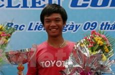 Nguyễn Hoàng Thiên vô địch giải quần vợt U18 ITF