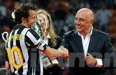 """""""Tôi muốn Del Piero kết thúc sự nghiệp tại Milan"""""""