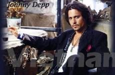 "Johnny Depp sắm vai ác quỷ trong ""Dark Shadows"""