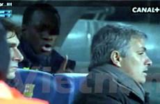 Diarra từ chối quyết định thay người của Mourinho?