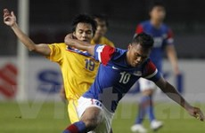 Hòa Malaysia, Thái Lan nguy cơ chia tay AFF Cup
