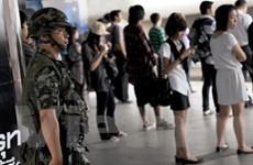 Thái Lan đã dỡ bỏ tình trạng khẩn cấp tại Bangkok