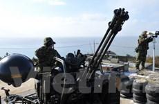 Hàn sẽ tập trận bắn đạn thật trên đảo Yeonpyeong