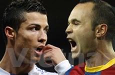 "Man City ""giúp"" Iniesta phá kỷ lục của Ronaldo"