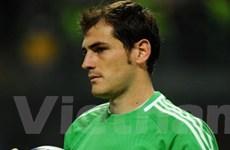 Iker Casillas lên tiếng về mối quan hệ với Ronaldo