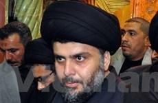 Giáo sỹ Moqtada al-Sadr hối thúc tín đồ chống Mỹ
