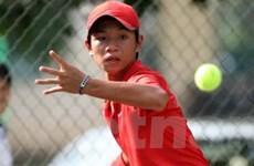Hoàng Thiên dự vòng loại giải trẻ Australia Open