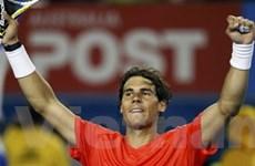 Nadal khẳng định sức mạnh, Clijsters thẳng tiến