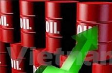 Giá dầu Brent tăng cao kỷ lục do bất ổn Trung Đông