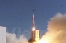 Israel thử nghiệm hệ thống phòng thủ tên lửa Arrow