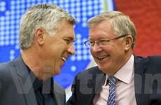 "Ferguson khích tướng Chelsea trước giờ ""khai chiến"""