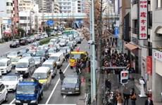 Tình hình Tokyo sau trận động đất 8,9 độ Richter