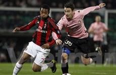 Milan trao cơ hội cho Inter sau trận thua Palermo