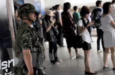Thái Lan gia hạn Luật An ninh nội địa ở Bangkok
